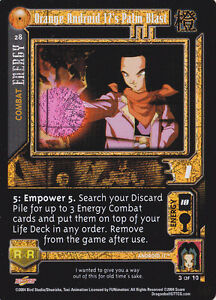 1x Dragon Ball GT DBZ CCG Android 20 The Genius FOIL NM