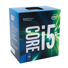 Intel BX80677I57400 Core i5-7400 Kaby Lake 7th Gen Core Desktop Processors