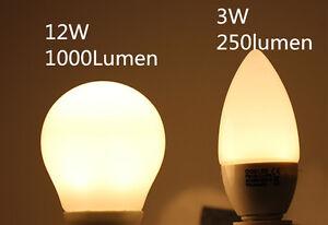 10-Lampe-LED-en-E14-E27-3W-250Lm-5W-7W-400LM-12W-1000LM