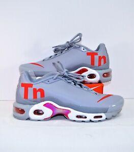 Nike Air Max Plus Mercurial TN Wolf Gey Pink Sneakers Men's Running Shoes