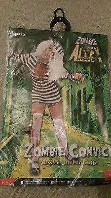 Di Animo Gentile Smiffys Donna Zombie Galeotto/prigioniero Costume Di Halloween S 8-10-er Halloween Costume S 8-10 It-it Mostra Il Titolo Originale