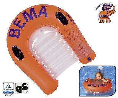 Baseball & Softball Gut Ausgebildete Bema Kid Surfer 78 X 68 Cm Schwimmhilfe Mit Haltegriffen Luftmatratze 18015 Professionelles Design