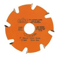 Cmt Orange Tools 8 Teeth 4 Diameter Biscuit Joiner Blade For Porter Cable