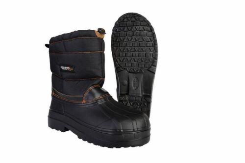Savage Gear Polar Boot Black Winterschuhe Thermo Stiefel Schuh 100% wasserdicht