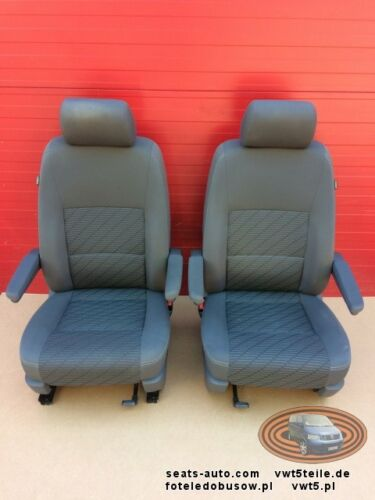 Seats Vw T5 T6 Front Seat Cheynne Armrests Comfort