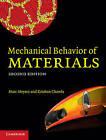 Mechanical Behavior of Materials by Krishan Kumar Chawla, Marc Andre Meyers (Hardback, 2008)