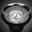 Genuine-Swarovski-Crystal-18k-White-Gold-Plated-Ring-Size-5-6-7-8-9-K-M-N-P-Q-S thumbnail 3