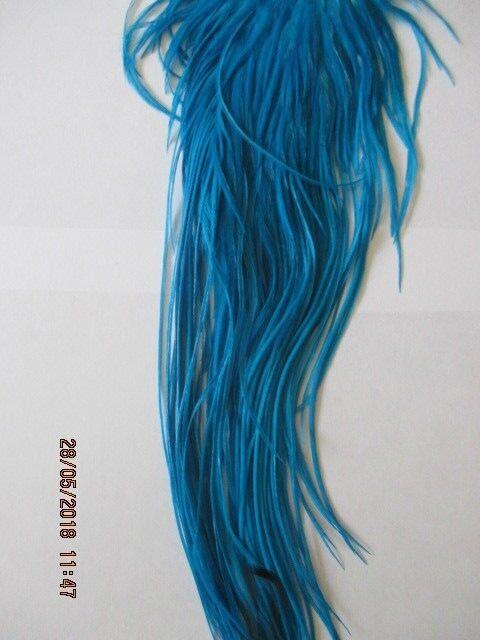 Metz saddle turquoise saddle grade 2 flytying  hair feathers  cheap online