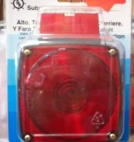 Boat Trailer Submersible Right Side Combination Tail Light. E452 80-1217