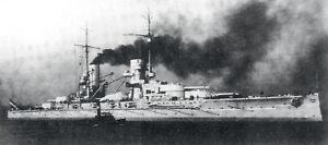 ICM-S-015-1-700-Grosser-Kurfuerst-Full-hull-WWI-German-Battleship-Neu