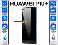Genuine 100% TEMPERED GLASS Invisible HD Screen Protector For Huawei P10 PLUS +