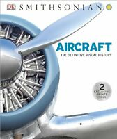 Aircraft: The Definitive Visual History By Dk Publishing, (hardcover), Dk , New, on sale