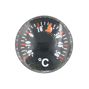 Mini-Thermometer-Plastic-pointer-Round-Degrees-Indoor-and-Outdoor-Househol-YA