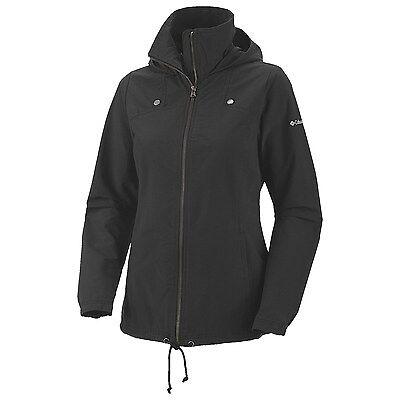 "New Womens Columbia ""Arch Cape II"" Omni-Shade Light Jacket Coat S-M-L-XL"