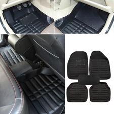 Universal Car Floor Mats Front & Rear FloorLiner All-Weather Waterproof Carpet