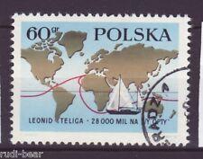 Polen Nr. 1924 gest.  Weltumsegelung                     -1