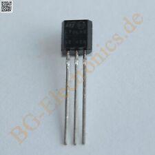 5 x ka78l10az Positive Voltage Regulator 16 V 10 V 40 mA 0 ° Fairchild to-92 5pcs