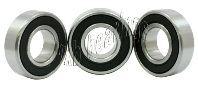 Mavic Ksyrium Sl/'s Black Front HUB Bearing set of 2 Ball Bearings