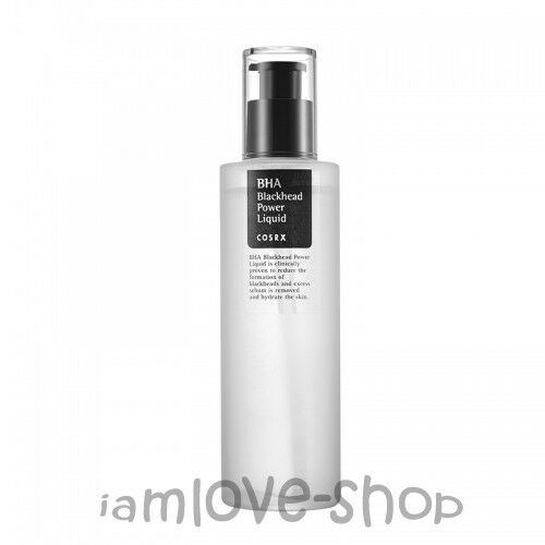 [Cosrx] BHA Blackhead Power Liquid 100ml Moisturizer