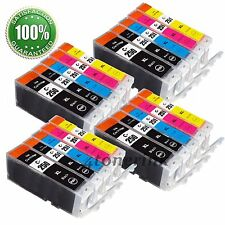 20pk Ink Set For Canon PGI-250XL CLI251XL Pixma MG5420 MG5520 MG6320 MX722 MX922