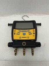 Fieldpiece Sman360 3 Port Digital Manifold Amp Micron Gauge