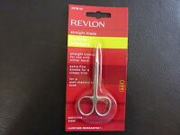 Revlon Straight Blade Cuticle Scissors - Brand / Sealed