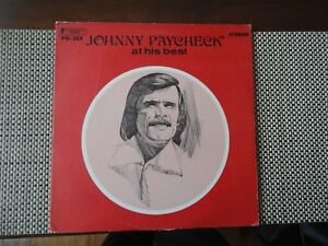Johnny Paycheck At His Best All Songs Originally On Little Darlin