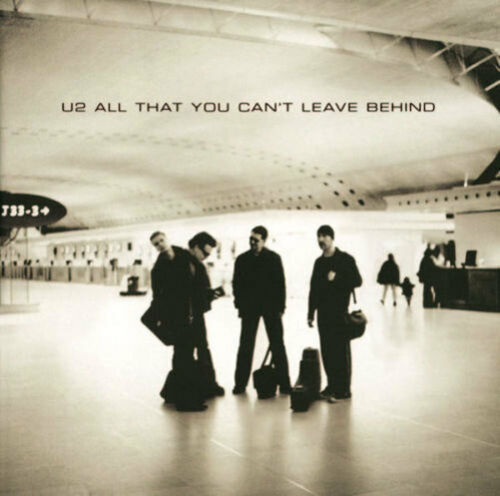 1 of 1 - U2 ALL THAT YOU CAN'T LEAVE BEHIND CD Album MINT/EX/MINT *