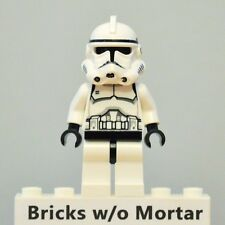 New Genuine LEGO Clone Trooper Clone Wars Minifig Star Wars 8091