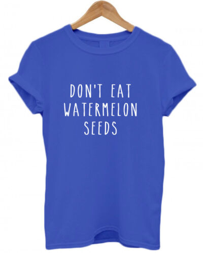 bump funny T Shirt baby fun DON/'T EAT WATERMELON SEEDS Pregnant Pregnancy