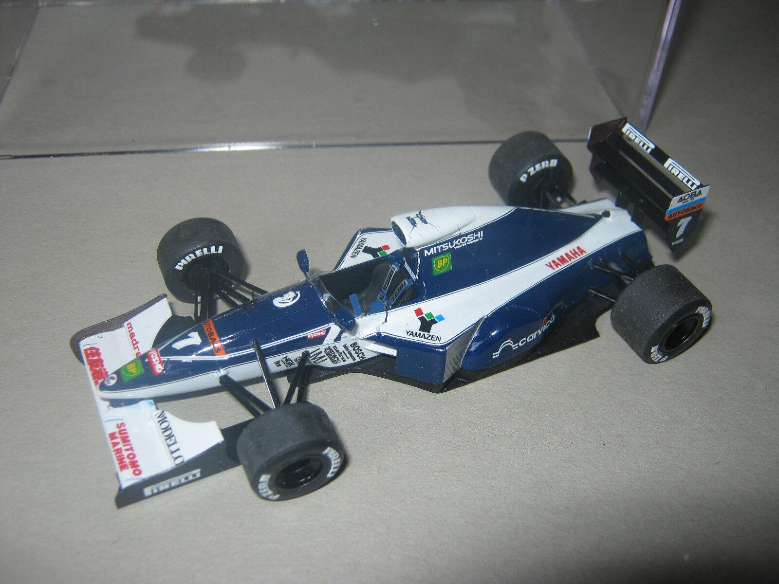 barato y de alta calidad 1 43 Brabham yamaha bt60y bt60y bt60y m. brundle 1991 Provence Handbuilt modelCoche en Showcase  Venta en línea de descuento de fábrica