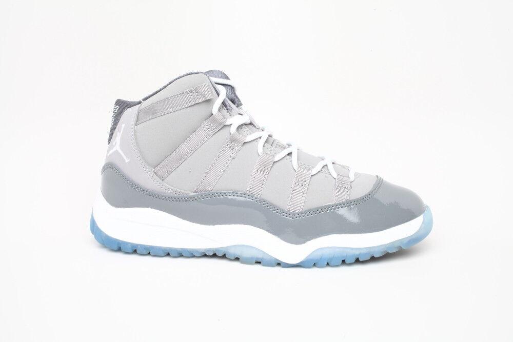 Nike Air Jordan 11 XI Cool Grey 378039 001 Air Max BG GS PS Price reduction best-selling model of the brand
