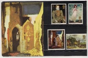 GB-Presentation-Pack-No-1-British-Paintings-1968