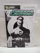 Green Lantern DC New 52 #1 Capullo Variant Cover Edition Geoff Johns