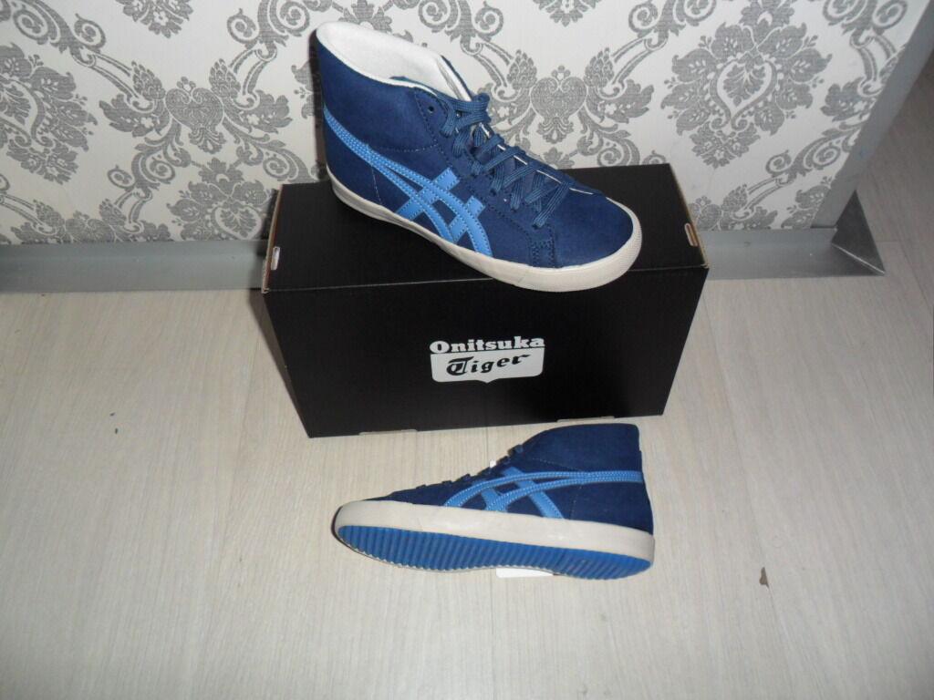 FW13 ASICS ONITSUKA TIGER FABRE NR 30 MID chaussures PASSEGGIO BAMBINO JUNIOR démarrage