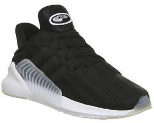 huge selection of 48432 9254d Details about NEW Adidas Men's ClimaCool 02/17 AUTHENTIC  CBLACK/CBLACK/FTWWHT BZ0249 bOOST eqt