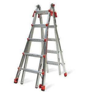 Little Giant Ladder Systems 22' Type IA Aluminum Multi Position LT Ladder (Used)