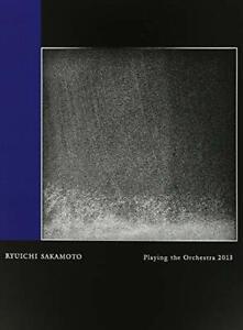 Ryuichi-Sakamoto-tocando-la-orquesta-2013-Blu-ray-Region-Libre-Importado-De-Japon-Nuevo