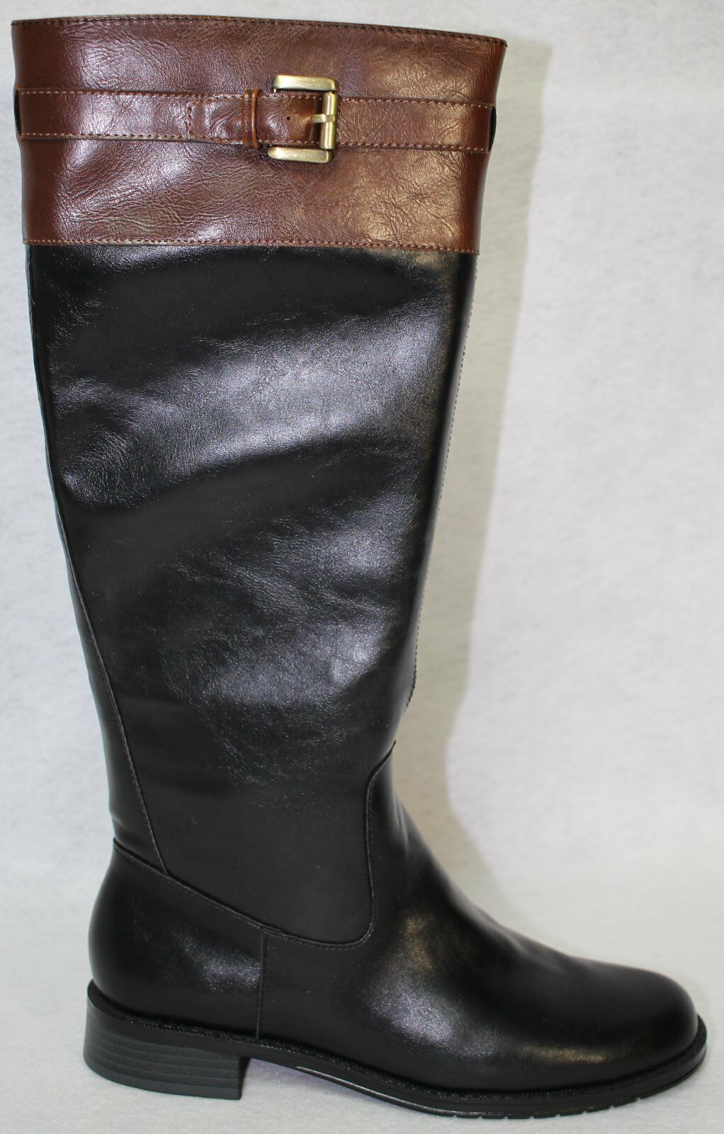 A2 by Aerosoles New High Ride nero donna scarpe Dimensione 7.5 M stivali MSRP  100.00
