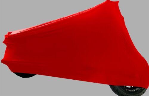 """Motorradschutzdecke Abdeckplane /""""Perfect Stretch/"""" Innen   Yamaha  MT 01"""