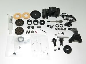 TLR03015 TEAM LOSI RACING 22T 4.0 TRUCK COMPLETE TRANSMISSION WITH BALL DIFF