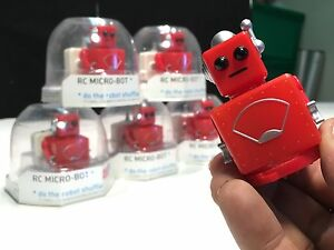 Science Museum R/C Micro-Bot NOS