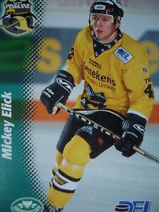 141 Mickey surplombant Krefeld pingouins del 1999-00-afficher le titre d`origine GjgLeHUi-09091146-222669089