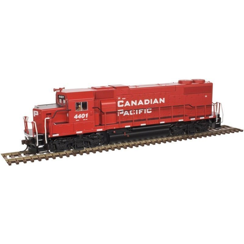 Traccia h0-DIESEL EMD gp38-2 Canadian DCC Pacific escluso DCC Canadian + Sound -- 10002490 NUOVO 5202fc