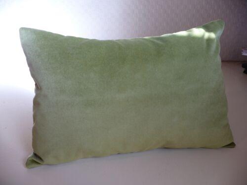 Fern Vert 100/% Coton Velours Housse De Coussin édition limitée