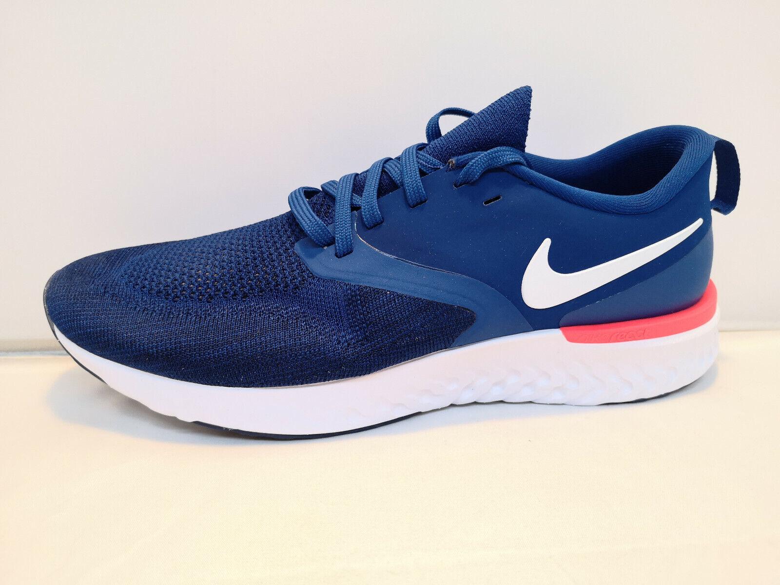 Nike Zapatillas caballero odysse react 2 flyknit (ah1015-400) en azul