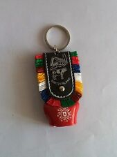 SWISS COW BELL KEY CHAIN KEY RING CAR HANGING GIFT ITEM