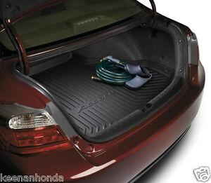 Image Is Loading Genuine Oem Honda Accord 4dr Sedan Trunk Tray