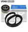 Zahnriemensatz für Riementrieb SKF VKMA 03110
