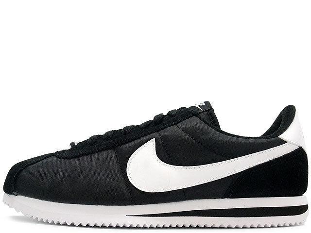 New New New Nike Cortez Nylon Black White 819720-011 shoes Men b3fecd